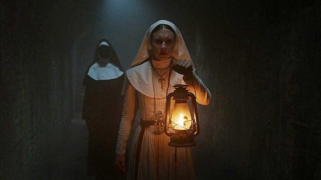 El demonio Valak que protagoniza el spin-off de La Monja no existe, según lo manifestado por el teólogo español José Antonio Fortea. Foto EDH/Warner Bros.