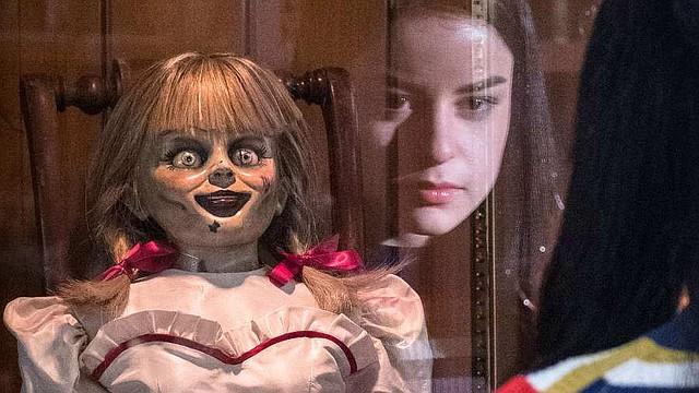 "SHOW. Imagen de cortesía de ""Annabelle 3: vuelve a casa"". | Foto EDH /Warner Bros."