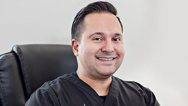 SALUD. Doctor Ali Ramezan
