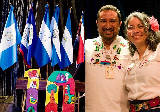 Listos para el  Centroamericanto Fest