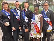 LATINOS. Desfile de la comunidad dominicana LGBTQI en NY