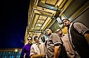 TROPICALIENTE. La agrupación local Los Empresarios llevarán ritmos tropicales al festival DC Music Rocks. FOTO: Cortesía