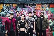 POP. La propuesta pop-rock de Sub-Radio será del agrado de los fans de grupos como Maroon 5. FOTO: Cortesía – Artista