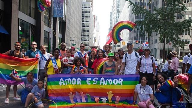 EVENTO. Desfile de la comunidad dominicana LGBTQI en NY