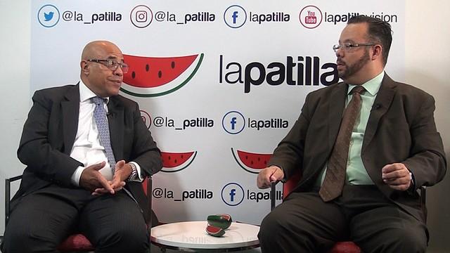 CARACAS. Vladimir Villegas, periodista y analista político venezolano, en la sede de lapatilla.com.   Foto cortesía.