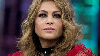 Paulina Rubio.