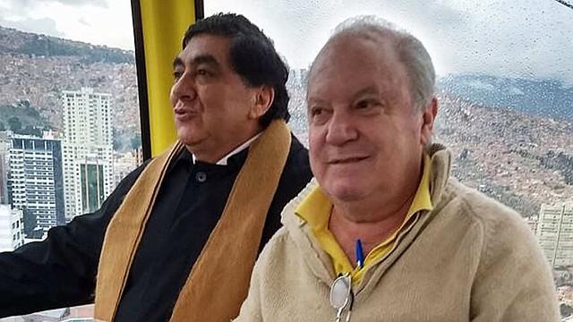 ACCIÓN. En esta lucha con su enfermedad, el actor no ha estado solo; según él, han sido varios los artistas, entre ellos Pedro Fernández y Carlos Benavides (Wicho Domínguez), los que le han brindado su apoyo.