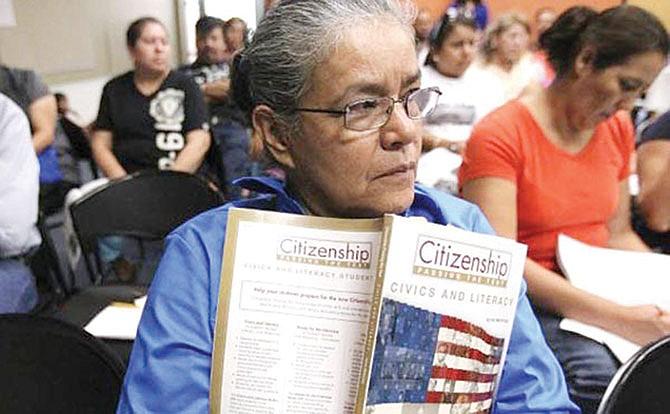 Ayuda para naturalizarse
