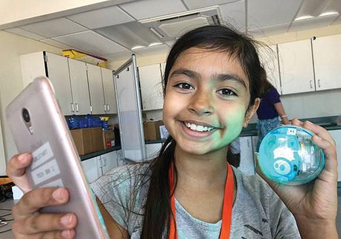 Ciencia y tecnología para chicas