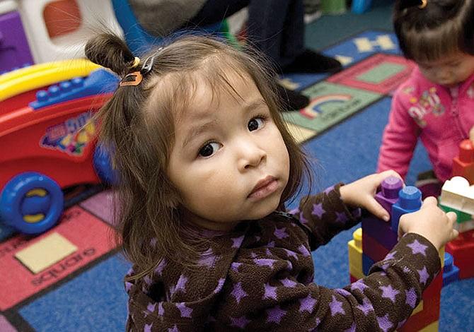 Texas pide a las familias a elegir cuidado infantil de calidad