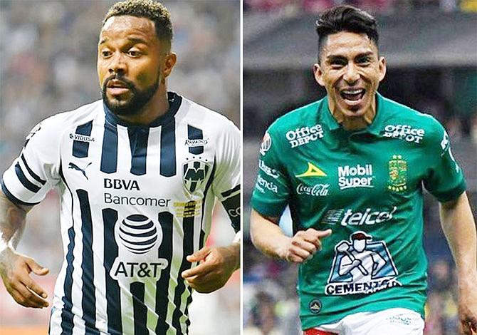 Monterrey vs. León  en San Antonio