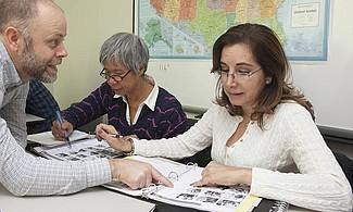 OPORTUNIDAD. Ahora es más fácil que nunca estudiar inglés gracias a Austin Learning Academy que ofrece clases en diversas escuelas de la ciudad.