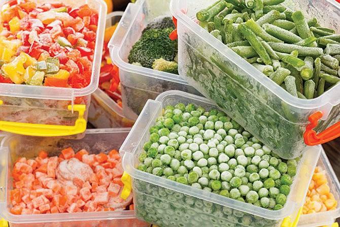¿Los alimentos pierden nutrientes al congelarse?