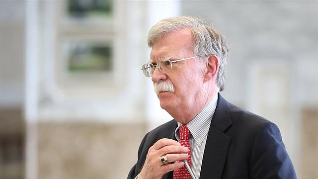 POLÍTICA. John Bolton, asesor de seguridad nacional de EE.UU., visita Bielorrusia