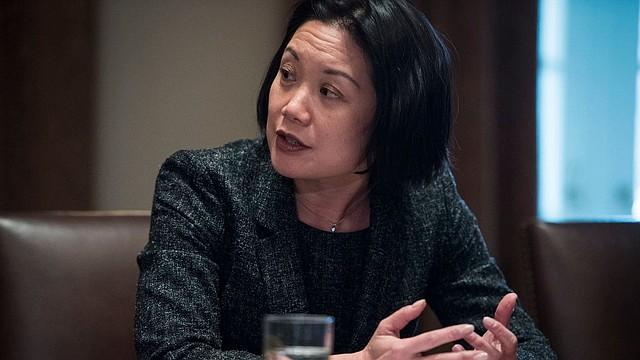 LOCALES. La Procuradora General de los Estados Unidos, Jessie Liu, para el Distrito de Columbia