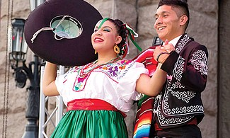 La Capital de Texas celebra la independencia de México
