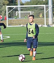 VISORÍA. Los jóvenes futbolistas del Centro de Texas tendrán otra oportunidad para demostrar sus habilidades.