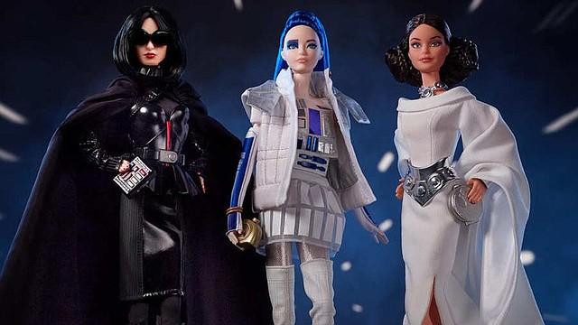 NOVEDAD. En la cinta, la princesa Leia, líder del movimiento rebelde que desea reinstaurar la República en la galaxia en los tiempos abominables del Imperio, es capturada por las Fuerzas Imperiales, capitaneadas por el implacable Darth Vader, el sirviente más fiel del Emperador.