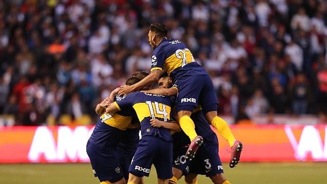 REFERENTE. Boca Juniors es uno de los cuadros más populares de la región