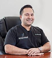 SALUD. Dr. Ali Ramezan experto en salud, Quiropráctico y CEO de Ameriwell