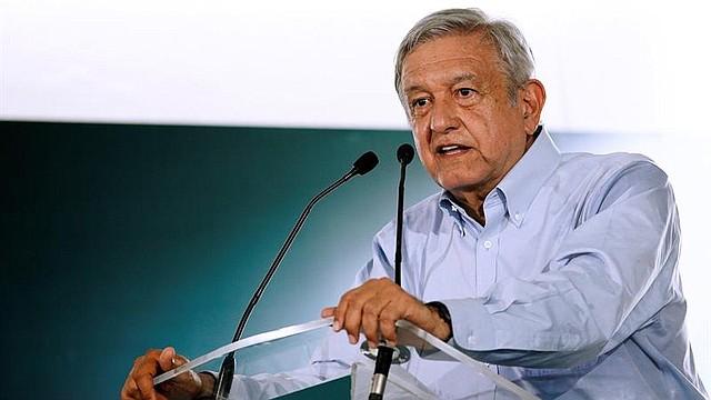 MÉXICO. Fotografía cedida este sábado, por la Presidencia de México, que muestra al mandatario mexicano Andrés Manuel López Obrador