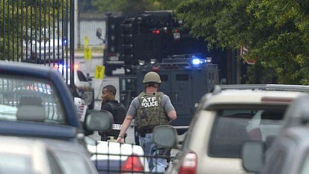 SUCESO. El motivo del tiroteo continúa bajo investigación por parte de las autoridades del Distrito.