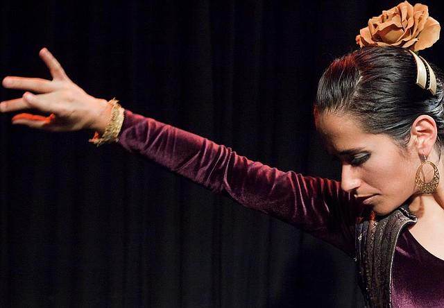 FLAMENCO. Todos los años en el Teatro GALA se realiza el festival de flamenco, dirigido por el bailaor salvadoreño-americano, Edwin Aparicio.