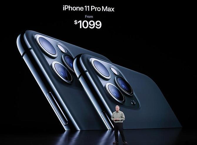 IPHONE. La pieza espera ser vendida a millones de clientes / EFE