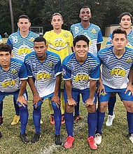 el Atlético Katy FC Campeón.