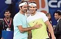 RIVALIDAD. Hubo una etapa en la que Roger Federer fue único e inigualable en el mundo del tenis, pero una maravillosa remontada de Rafael Nadal ha puesto contra las cuerdas al suizo en la lucha por ser el más ganador de la historia.