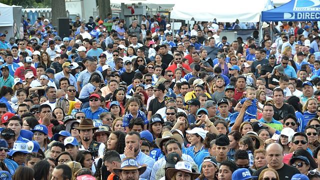 El domingo 15 se realizará el Festival Salvadoreñísimo de la Independencia