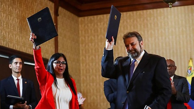 CRISIS. Son 12 países que integran el TIAR, los que lo impulsan para generar una solución en Venezuela.