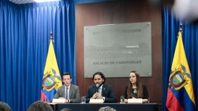 POLÍTICA. Gobierno Nacional enviará en 72 horas a la Asamblea un Proyecto de Ley de Protección de datos personales