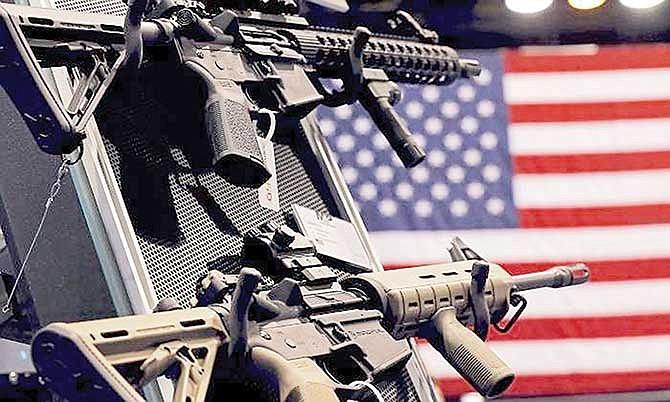 Fabricantes de armas lucran con la militarización fronteriza