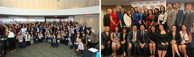 """LATINX. El taller """"Activando el Liderazgo Lantinx"""" sirvió para crear oportunidades de networking y mentorías."""