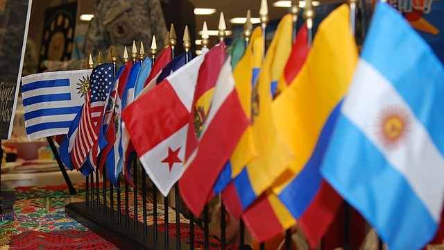 HERENCIA. La influencia de la cultura hispana se refleja en cada aspecto de la vida americana.