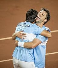 CRECIMIENTO. Argentina busca volver al Grupo Mundial / Daviscup.com