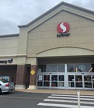 VIRGINIA. La tienda Safeway en Annandale, Virginia.