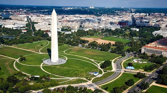 WASHINGTON. El monumento al expresidente recibe a 500.000 personas al año / Pixabay