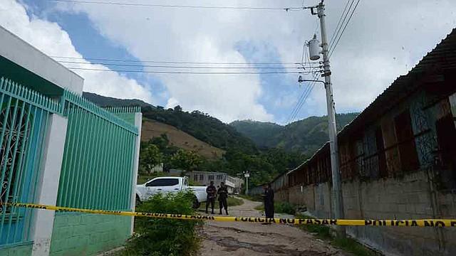 SUCESO. Un tercer caso se registró en Cuyultitán donde el propietario de un car wash ha sido ultimado esta mañana.