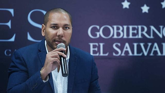 EL SALVADOR. Yamil Bukele, presidente del Instituto Nacional de los Deportes (Indes)