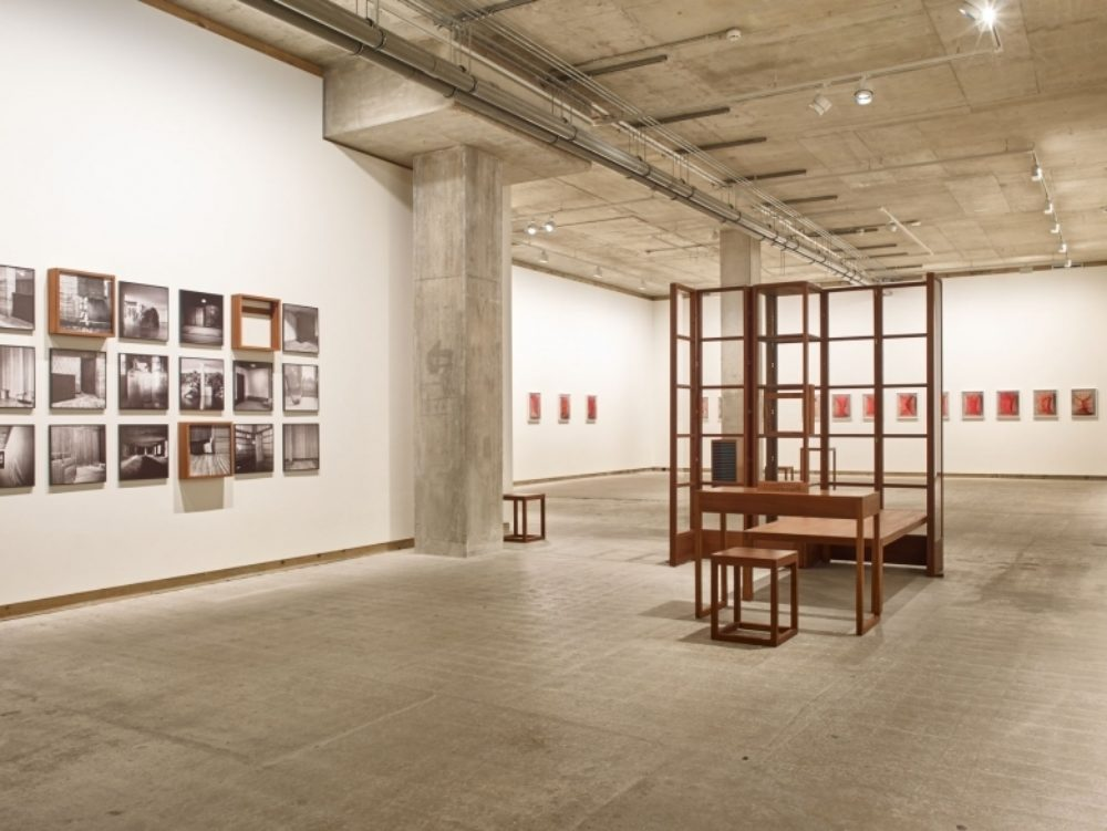 Dayanita Singh, Museum of Shedding, 2013. Wooden furniture and photographs. Image courtesy of Frith Street Gallery, London.