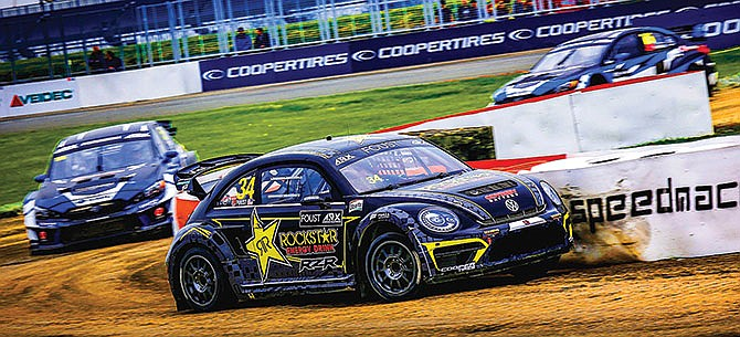 ARX: adrenalina y velocidad