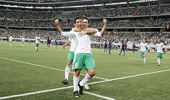 México jugará en Dallas en marzo