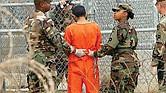CONDICIONES. El limbo legal en el que se encuentran los presos de Guantánamo no les permite siquiera que sean trasladados a territorio de Estados Unidos ni siquiera en caso de una emergencia sanitaria.