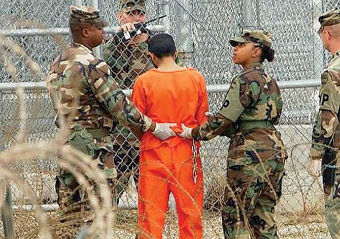 Millonario gasto por mantener a cuarenta presos en Guantánamo