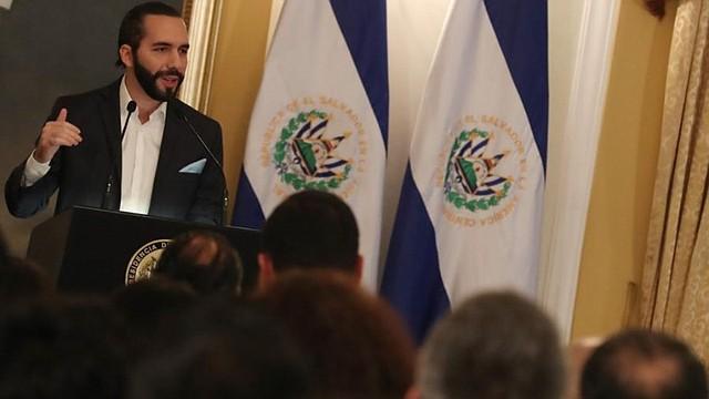 EL SALVADOR. Nayib Bukele, presidente de El Salvador / EFE