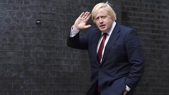 CONFLICTO. El primer ministro, favorito en las encuestas en caso de elecciones, ha reiterado que ese es el escenario que desea para desbloquear el proceso del «brexit».