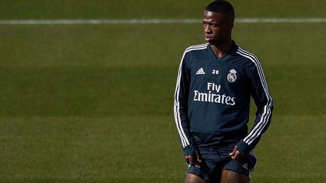 JUVENTUD. Vinicius Jr., la nueva imagen de Brasil y el Real Madrid / EFE