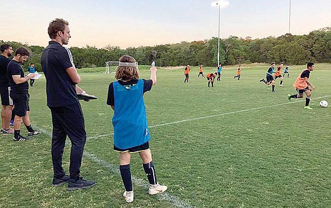 Austin FC abre sus puertas a niños y adolescentes